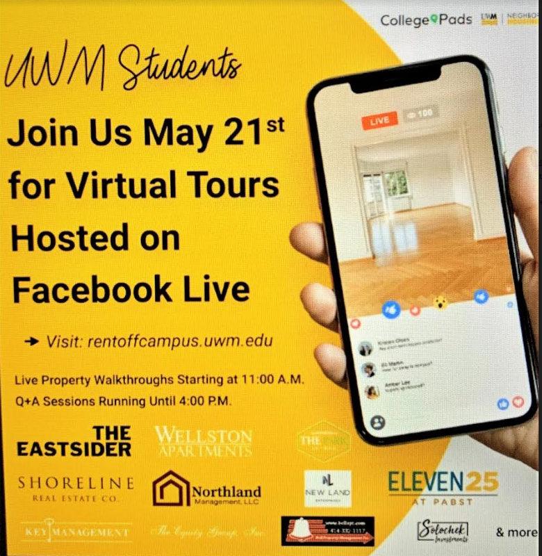 UWM Off-Campus Housing Marketplace